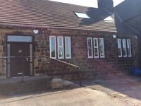 Office / storage space TO LET close to Birstall town centre with parking