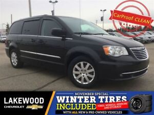 2013 Chrysler Town & Country Touring (Heated Seats/Steering, Dua
