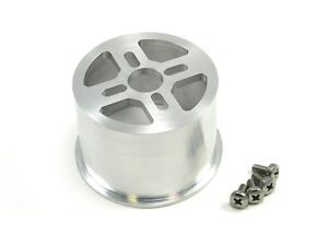 Zeta FX-61 Phantom Aluminum Motor Mount for Brushless Outrunner