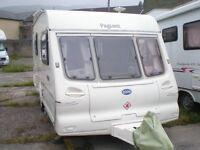 Bailey Pageant Imperial 2 Berth Caravan