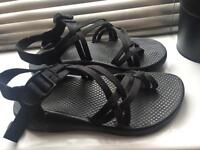 Chaco's adjustable sandals size 4.5 (us 7)