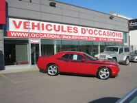 2013 Dodge Challenger R/T classic Hemi 4 pneus neuf