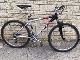 TREK aluminium 4100 bicycle. Local delivery available. Mountain bike. CHEAP!!