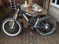 Ironhorse Sunday World Cup Downhill/Freeride bike