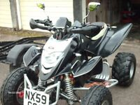 road legal quad for sale