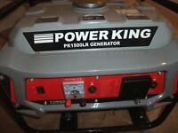 Wolf Tools Power King Generator