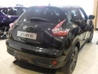 Nissan Juke DCI TEKNA PULSE (black) 2017-09-30