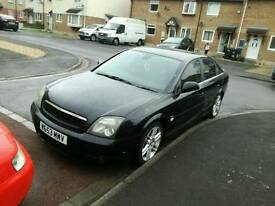 Vauxhall vectra 2.2 mot'd needs.work