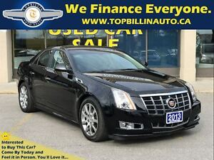 2013 Cadillac CTS 4 Luxury Collection, AWD, Back-up Camera
