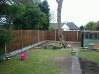 Fencing, landscaping, gardening, rubbish removal jobs