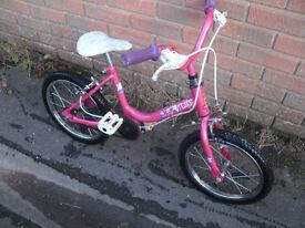 Raleigh Lily Girls Bike
