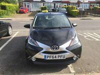 2015 Toyota aygo automatic low mileage