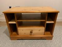 Pine TV Stand/Cabinet with storage - Reduced