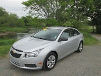 2012 Chevrolet Cruze LS.. $96 Bi-Weekly Tax Incl.