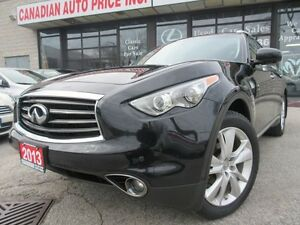 2013 Infiniti FX37 LIMITED-EDITION-FX-37-NAVIGATION-CAMERA-LOADE