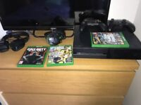 xbox one with extras