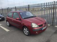 2003 Renault Clio 1,2 litre 3dr 10 months mot