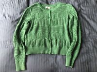 Cath Kidston small (8-10) green knit cardigan