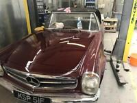 Car painter for garage in Park Royal needed. Experienced
