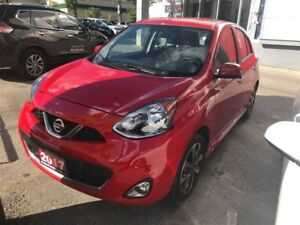 2017 Nissan Micra 1.6 SR at