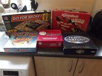 Job lot of games