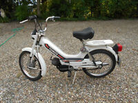 1984 Tomos Automatic Moped