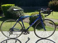 mens apollo fusion road racing bike