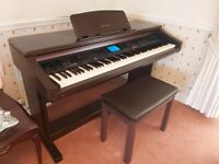 Technics SX-PR700 Digital Piano with stool Very Good Condition