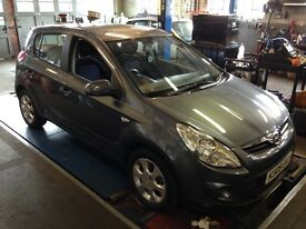 2009 HYUNDAI i20 1.4 Petrol, Auto, 5dr - 1 Owner from new!