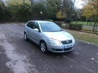VW Volkswagen Polo 1.4 LOW MILEAGE 16,000
