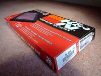33-2243 K&N Air Filter for Honda Civic 1.6 2000-2005 (7th gen)