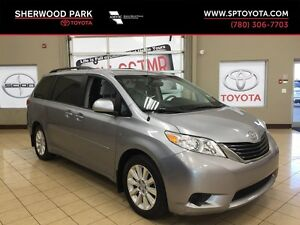 2013 Toyota Sienna All Wheel Drive!! CERTIFIED!