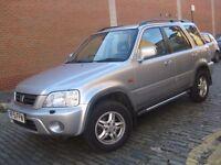 HONDA CRV AUTOMATIC 51 REG **** £895 ONLY **** 4X4 JEEP **** 5 DOOR MPV HATCHBACK
