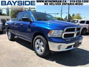 2019 Ram 1500 Classic SXT Plus | 4x4 | BLUETOOTH