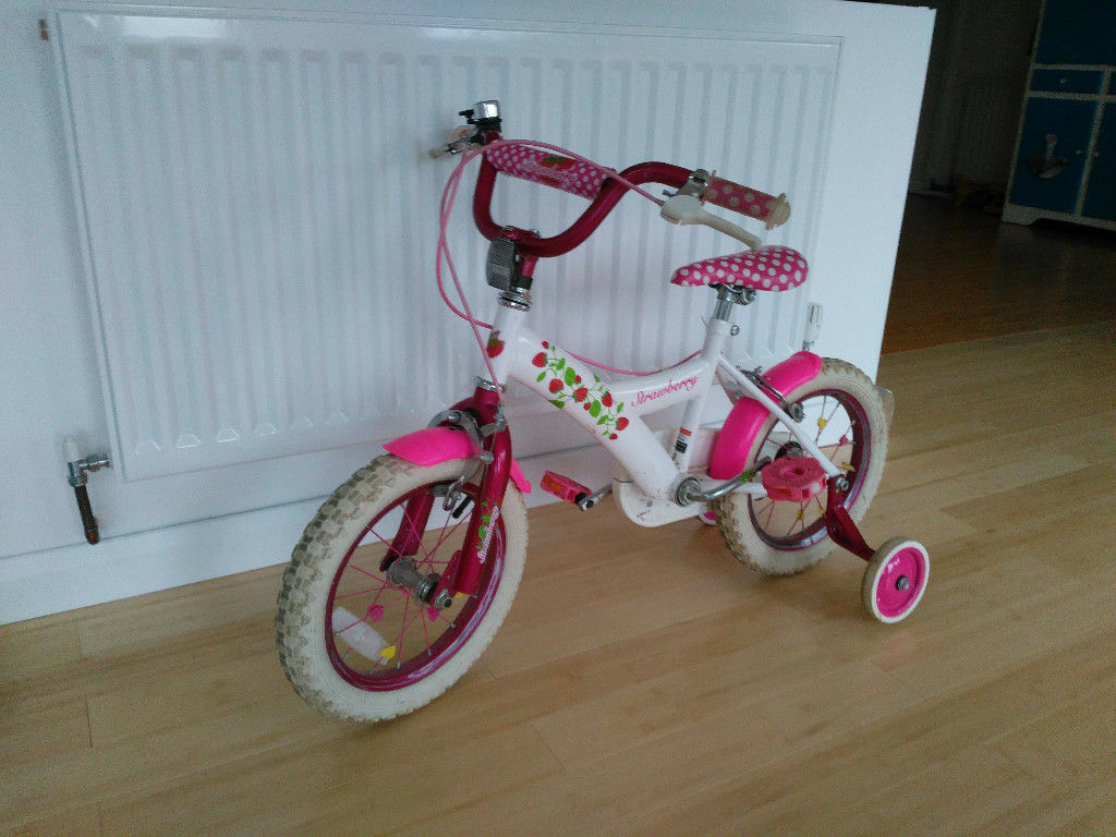 Child's bicycle, 14 inch wheels, great condition