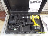 dewalt hammer drill-------------ALL SO PLEASE SEE ALL MY OTHER ADS