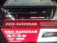 Pioneer Car CD Player Top Model