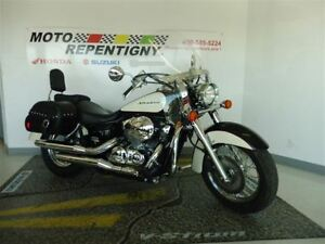 2008 honda Shadow Aero 750 Touring VT 750