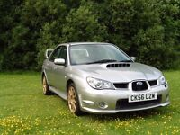 Subaru Impreza 2.5 WRX STI Spec D 4dr LEATHER * TYPE UK * FSH