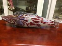 Murano Fish Sculpture