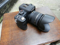 panasonic dmc lumix g1 digital camera