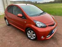 Toyota Aygo VVTi 1.0 fire 5door 2012
