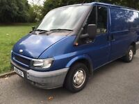 2005 FORD TRANSIT. BRILLIANT DRIVE. CLEAN. RECENTLY SERVICED.14/01/2017 MOT. BARGAIN PRICE. NO VAT