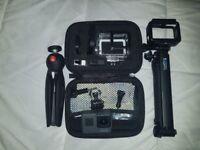 Go Pro Hero 5 Camcorder + Accessories for Sale