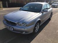 Jaguar x type 2.1 v 6 2002 yr 83.000 miles aylsham rd cars