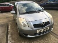 Toyota, YARIS, Hatchback, 2006, Manual, 3 door
