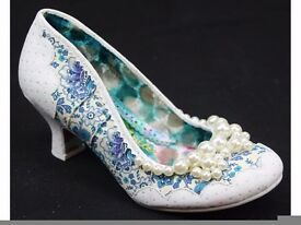 Wanted Irregular Choice PEARLY DAZZLER Shoes