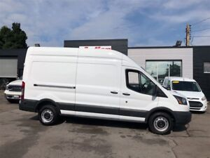 2017 Ford Transit T250 High Roof 148. fin or lease from 4.99%oac