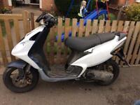 Piaggio nrg moped