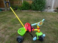 Childerens Smoby First Trike